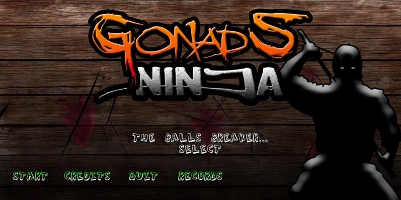 Gonads Ninja