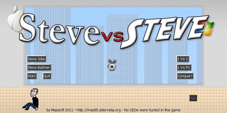 Steve VS Steve